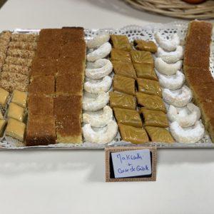 Cours de pâtisseries tunisiennes